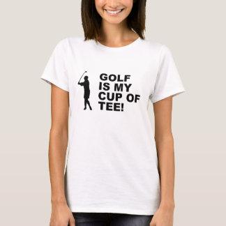 Golf ist meine Schale von T-Stück T - Shirt
