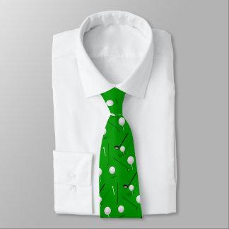 Golf-Krawatte Individuelle Krawatten