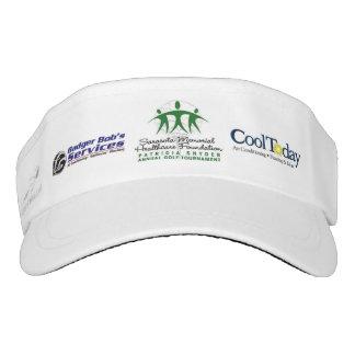 Golf-Maske Patricia Snyder VIP Visor