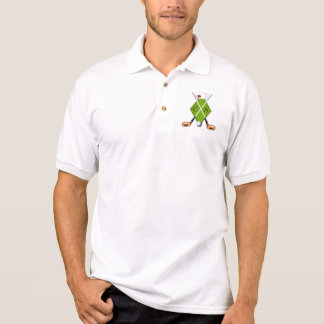 Golf-Shirt mit Monogramm Polo Shirt