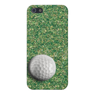 Golf-Zeit zu putten iPhone 5 Schutzhülle