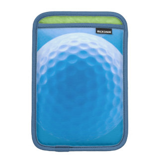 Golfball-Beschaffenheit bildet arktisches Blau Sleeve Für iPad Mini