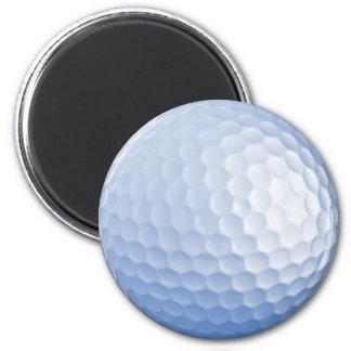 Golfball des Magnet-| - irgendeine Farbe. Runder Magnet 5,1 Cm