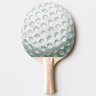 Golfball Tischtennis Schläger