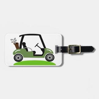 Golfmobil Gepäckanhänger