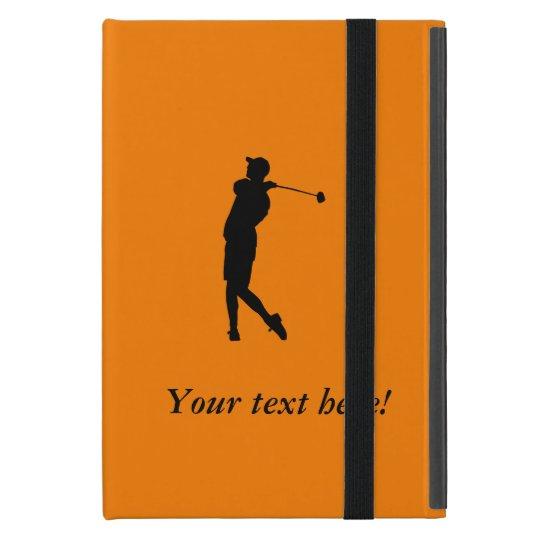 Golfspieler Hülle Fürs iPad Mini