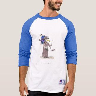 Gomerblog langes Hülsen-Shirt T-Shirt