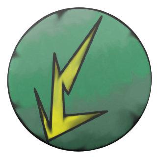 Gomme électrique d'affinité