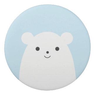 Gomme semi-transparente d'ours blanc