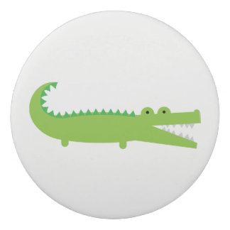 Gomme verte d'alligator