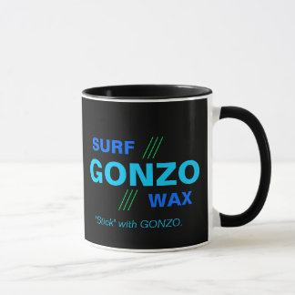 GONZO BRANDUNGS-WACHS-Tasse Tasse