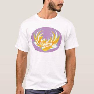 Goodluck HolyPurple Lotus Energie T-Shirt