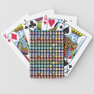 Goodluck Miniaturkunstgeschenke Spielkarten