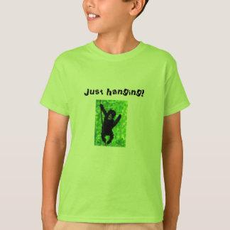 Gorilla-Affe-Kunst T-Shirt