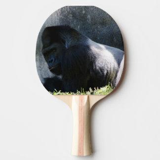 Gorilla-Klingeln pong Paddel Tischtennis Schläger