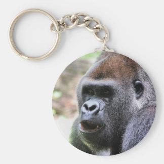 Gorilla sagen schlüsselanhänger