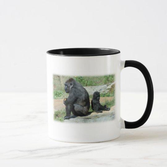 Gorilla-Zeit-heraus Kaffee-Tasse Tasse