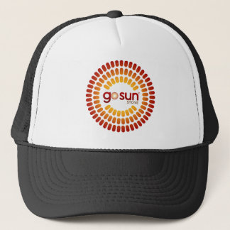 GoSun Sun Explosions-Logo-Fernlastfahrer-Hut Truckerkappe