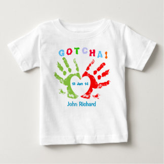 Gotcha Tag Baby T-shirt
