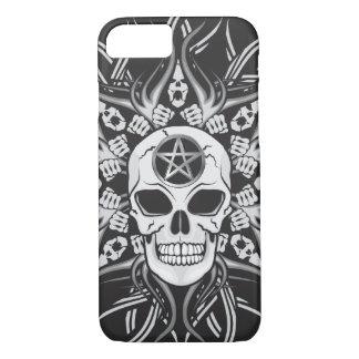 Goth Schädel iPhone 8/7 Hülle