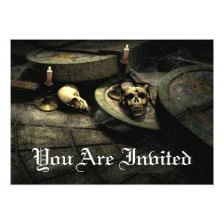 Gotische Geburtstags-Party Einladungen