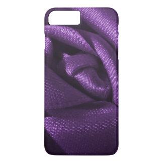 Gotische lila Rose iPhone 8 Plus/7 Plus Hülle