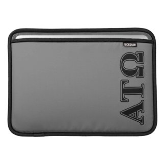 Gotische Schriften AlphaTau Omega Sleeve Fürs MacBook Air