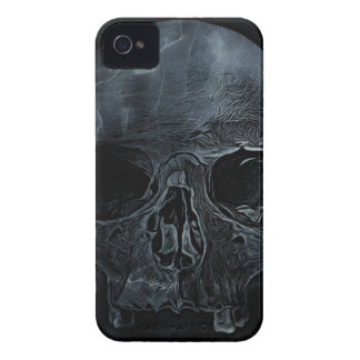 Gotischer Knochen Halloweens medizinischer iPhone 4 Hülle