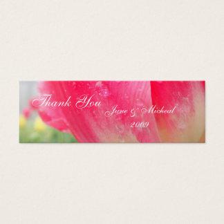 Gott-Garten Mini Visitenkarte