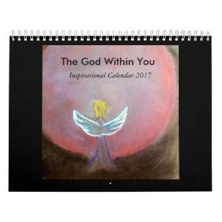 Gott Inspirtational Kalender