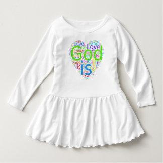 Gott ist Liebe Kleid