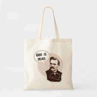 Gott ist tot (Nietzsche) Tragetasche