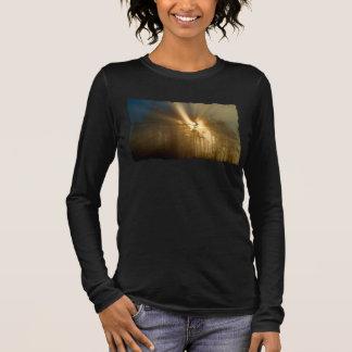 Gott-Licht Langarm T-Shirt