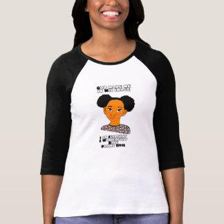Gott machte mich in seinem langen Hülsen-Shirt des T-Shirt