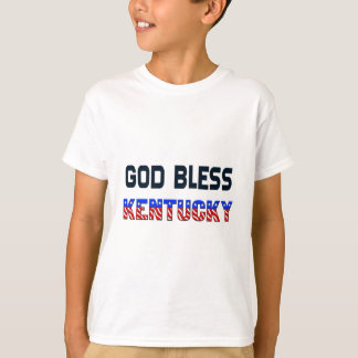 Gott segnen Kentucky T-Shirt