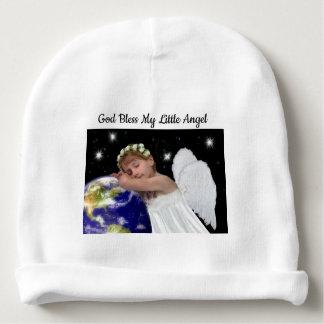Gott segnen meinen Engelchen-Hut Babymütze