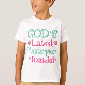 Gott-spätestes Meisterwerk nach innen T-Shirt