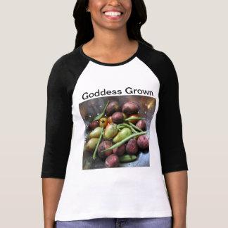 """""""Göttin gewachsen """" T-Shirt"""