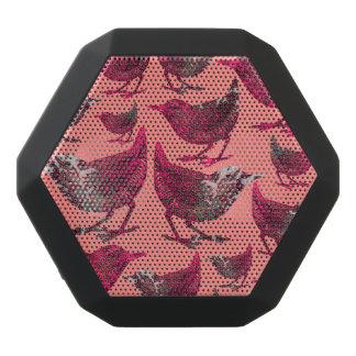 Göttliche Vögel Schwarze Bluetooth Lautsprecher