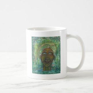 Göttliche weibliche Tante Jadene Kaffeetasse
