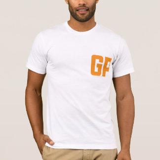 Gp-Minimalist-Buchstaben T-Shirt