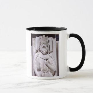 Grab von Clovis I, König der Fränke Tasse