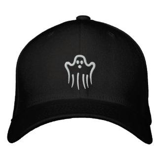 Grabstein-Geist-Jäger HUT-Logo mit Rückseite Bestickte Baseballkappe