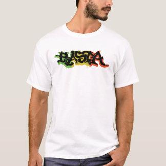 Graf Rasta Shirt mit Reggae-Farben und Schwarzem
