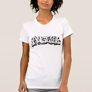Graffiti Angela T-Shirt