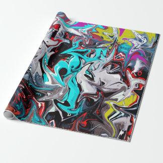 Graffiti Einpackpapier