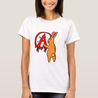 Graffiti-Häschen T-Shirt