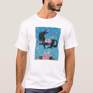 Grafschafts-geschenktes Gaul T-Shirt