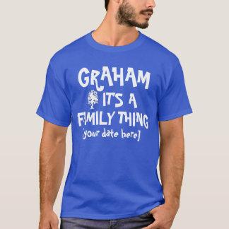 Graham-Familie Wiedersehen T-Shirt