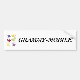 GRAMMY-MOBILE AUTOCOLLANT DE VOITURE